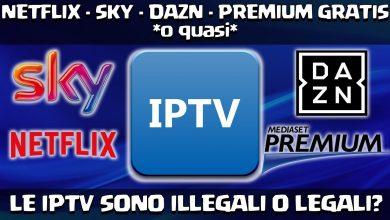 Guida IPTV - Iptv Legali - Come Vedere Sky Netflix Mediaset