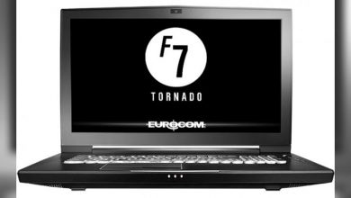 Eurocom Tornado F7W