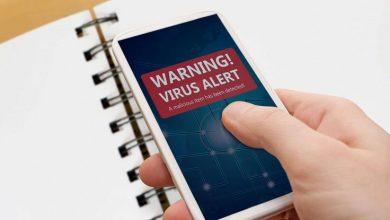 Più 40% virus malware per android