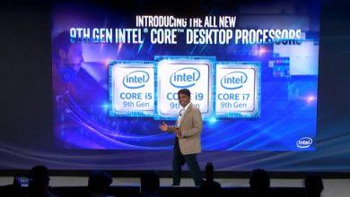 intel Core i7-9700K e i9-9900K