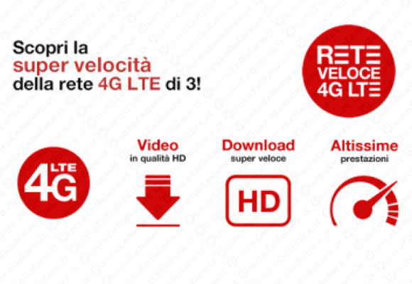 opzione 4G LTE