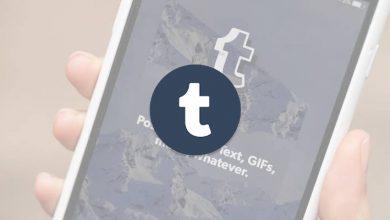 app tumblr su iOS
