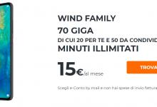 Offerta Wind Family