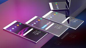 Sony brevetta un display trasparente e arrotolabile