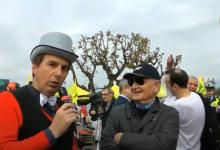 uomo con il cappello andrea torresani